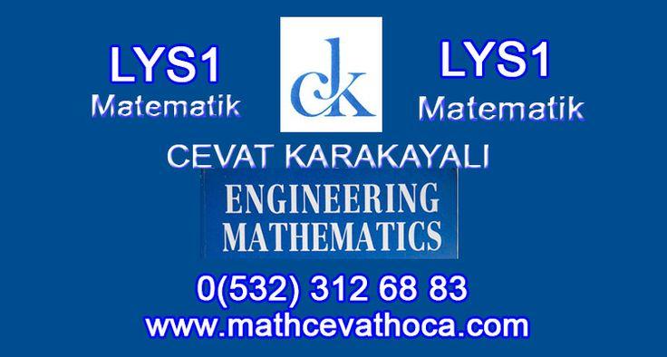 LYS1 Matematik İçin Sorununuz Ders Çalışmamak mı?