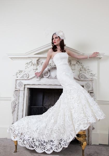 Diane Harbridge - Wedding Dress