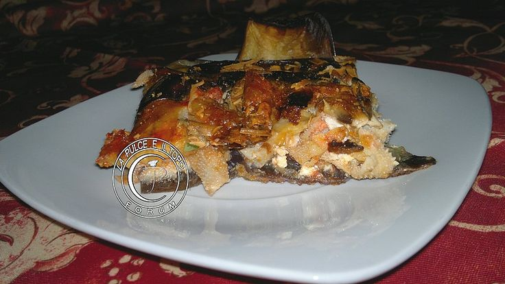 Parmigiana di Melanzane e Trippa http://www.lapulceeiltopo.it/forum/ricette-secondi-di-carne/1618-parmigiana-di-melanzane-e-trippa#2203