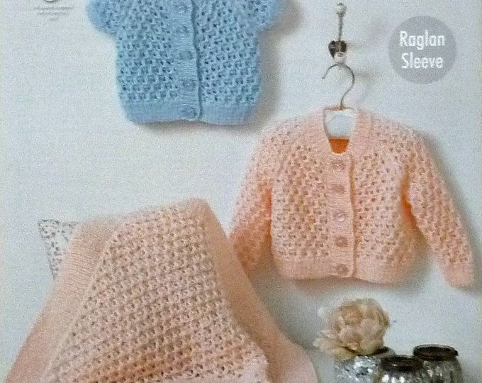 King Cole Knitting Pattern Children's Hats Knitted in Comfort Aran 3390