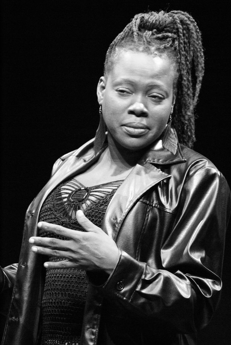 Naomi Abiola is a teacher, performer, and fearless poetic warrior. She hails from the Islands of Trinidad and Tobago. Naomi's work portrays her daily experiences of life as a black woman and drives toward change through truth, pride, and passion.