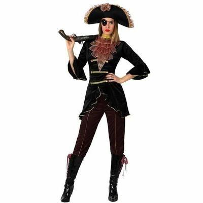 Déguisement Pirate femme M/L
