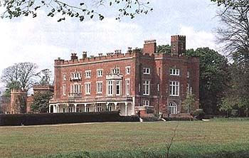 English Country Houses: Hunsdon in Hertfordshire