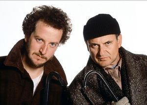 Harry Lime and Marv Merchants aka The Wet Bandits, and the Sticky Bandits, or…