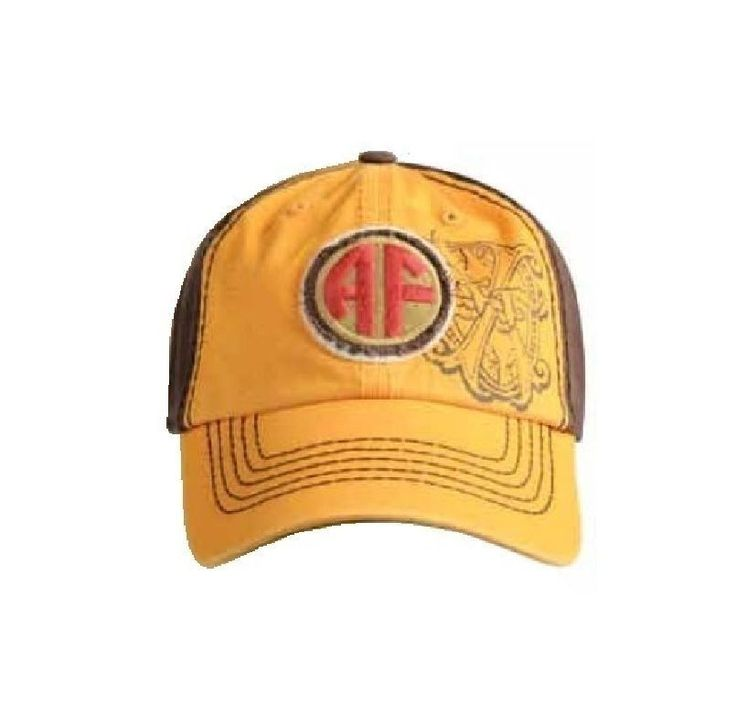 Arturo Fuente Gold Logo Baseball Cap  #ArturoFuente #900130