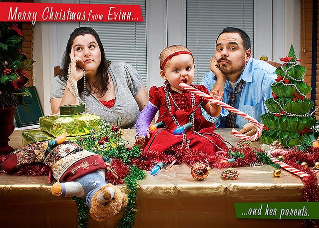 12 Hilarious Family Christmas Cards That Will Make You Laugh Out Loud