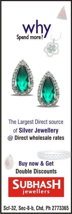 Being a renowned manufacturer, wholesaler and exporter of #Silver #jewellery throughout northern India.