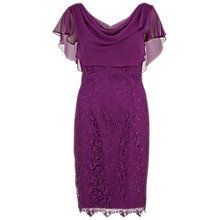 Buy Gina Bacconi Guipure Lace Dress Online at johnlewis.com