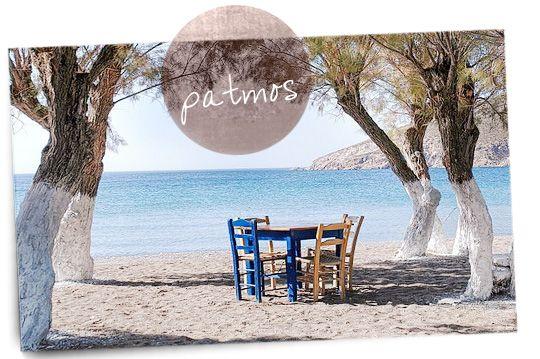 Romantic Getaway in Patmos, Greece