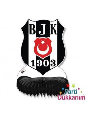 Beşiktaş Masa Ortası Süsü