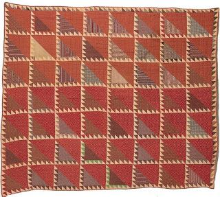 Sawtooth variation, about 1875 from Cowan's Auctions