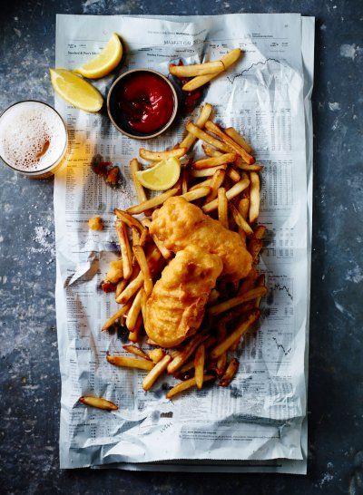 Fish n Chips. Photo by Maya Visnyei