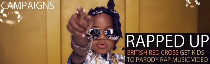 """Read more: https://www.luerzersarchive.com/en/features/campaigns/british-red-cross-cast-kids-to-parody-the-rap-music-video-898.html British Red Cross cast kids to parody the rap music video The British Red Cross cast a group of kids to parody the stereotypical rap music video to raise awareness. Cue putting the letter 'Z' on the end of words and borrowing phrases from Urban Dictionary. Remember the Evian """"Roller Babies"""" ad? (Of course you do – it's one of the most successful online videos to…"""