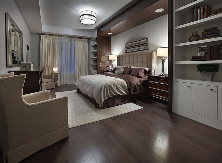 Classic Style Bedroom Design At Tridel Huntington. #tridel  #tridelinteriordesign #huntington Part 85