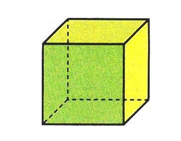 Un cuadrado en geometría plana es un cuadrilátero regular; esto es una figura del plano con sus cuatro lados iguales, y sus cuatro ángulos que son de 90º. Sus dos únicas diagonales son de igual longitud y perpendiculares entre sí. Tiene 4 ejes de simetría, cuya intersección es el centro de la figura; dos ejes que pasan por cada par de lados opuestos; otros dos que pasan por vértices opuestos de la figura. En algunas fuentes consideran el cuadrado como un rectángulo de cuatro lados iguales.