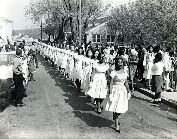 1961 Gamma Mu Ivies of Alpha Kappa Alpha Sorority, Inc.
