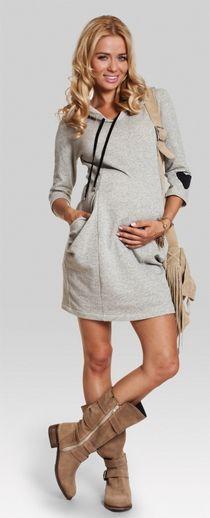 Little Heart Maternity dress