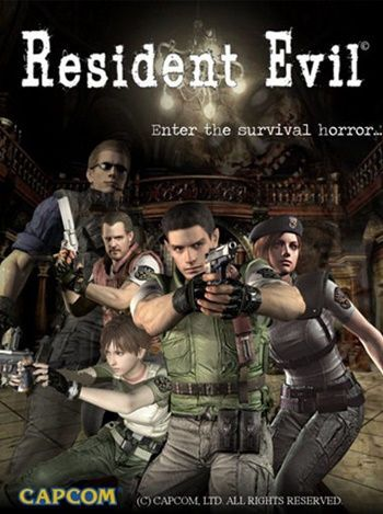 Aterriza a compucalitv el esperado titulo de capcom: Resident Evil HD Remaster PC Full Español el cual nos permitirá revivir los tenebrosos momentos que en el año 1996 hicieran estremecer a los gamers de esa época, siendo considerado uno de los mejores videojuegos de playstation y el principal referente del genero survival horror, el cual 6 años después de su lanzamiento recibiera un primer remake, y ahora 12 años después llega para PC el segundo remake lleno de gráficas en alta definición.