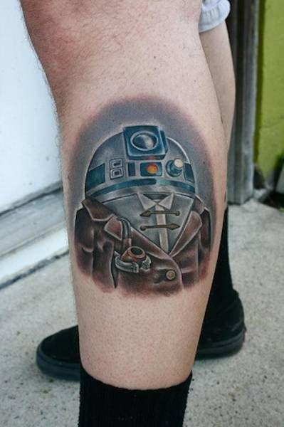 Top 20 des Tatouages Star Wars les plus Cools