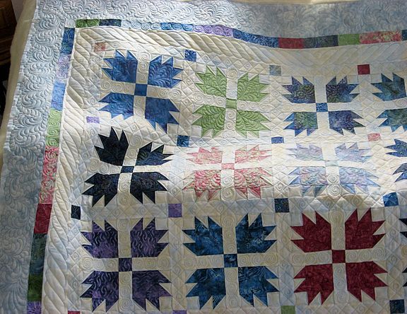 44 best Quilting, Bear Paw images on Pinterest | Bear paws, Blue ... : free bear paw quilt pattern - Adamdwight.com