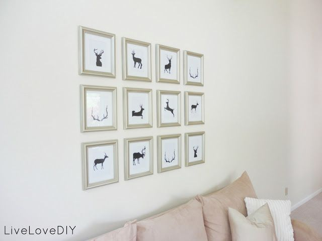 Best 25+ Cheap Wall Art Ideas On Pinterest | Diy Wall Decor For Bedroom  Easy, Easy Wall Decor And Inexpensive Wall Art