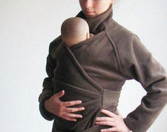 Maternity. Maternity Coat. Maternity Wear. Baby by babywearing