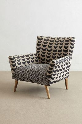 Anthropologie Bangala Armchair #anthrofave