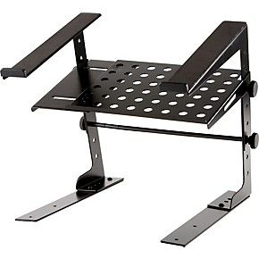 Shop for the American Audio UNI LTS - DJ Laptop Stand in and receive free shipping and guaranteed lowest price.