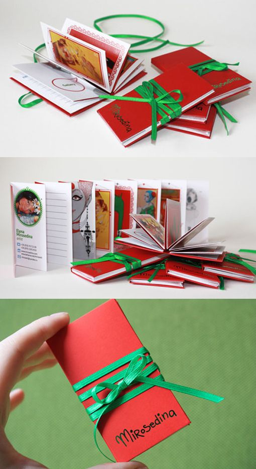 239 best business cards images on pinterest business cards incredible miniature book business card displays a gallery of an artists work reheart Choice Image