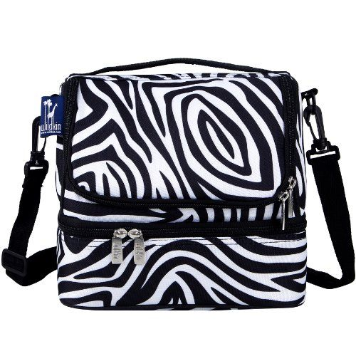 Wildkin Zebra Double Decker Lunch Bag -- Find out more about the great product at the image link.
