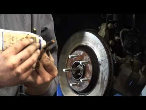 how to change disc brakes essay You should flush and replace the brake fluid in your brake system every two years you can change your own brake fluid,  as you bleed the brakes.