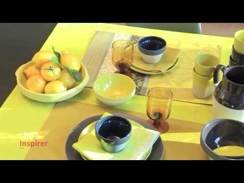 #apointun #interview #yellow #christinegloaguen #lejaquardfrançais #srpingsummer2016 #lamaisonfrance5 #manufacturededigoin