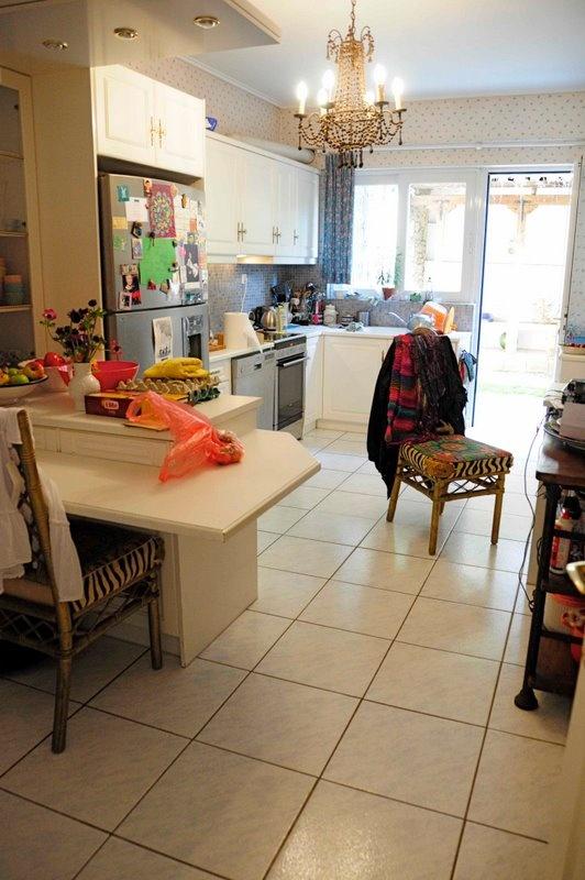 our kitchen in Kastri