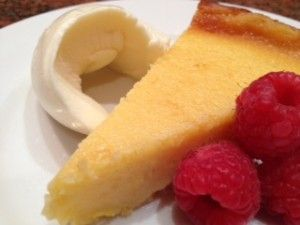 No pastry Lemon tart | Bill Granger - I have made this tart many times and it is always a winner.