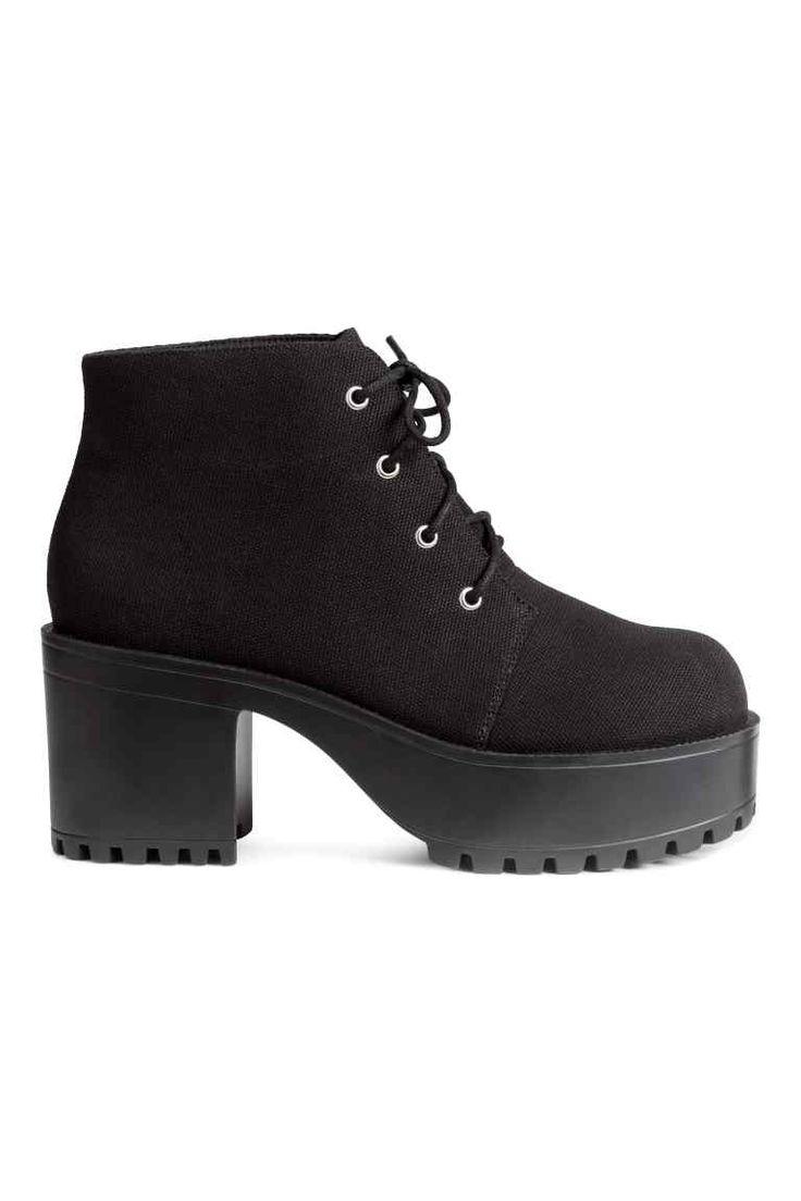 Chaussures à plateau | H&M