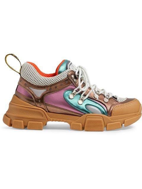 dcf7b50b Gucci Flashtrek Sneakers in 2019 | Sneakers | Sneakers fashion ...