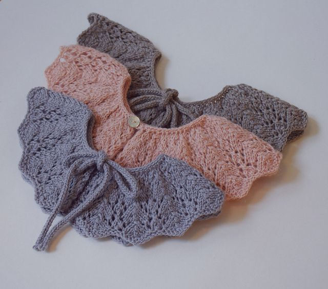 Dorable Knitted Collar Pattern Mold - Easy Scarf Knitting Patterns ...