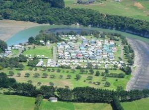 Urenui Beach Motor Camp | Urenui, Taranaki, New Zealand