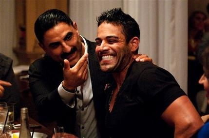 Mike, from Shahs of Sunset!! Look at that smile! Ughhh hes my soulmate