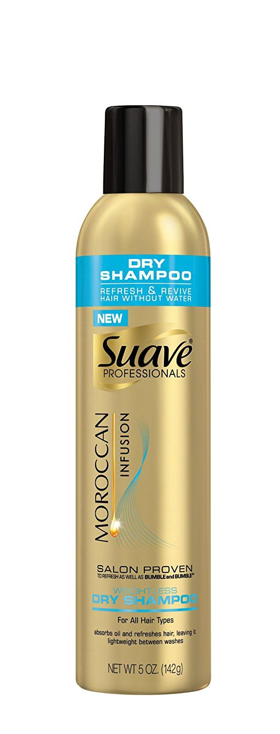 Suave Moroccan Infusion Dry Shampoo, 5 Ounce >>> Check out the image by visiting the link.