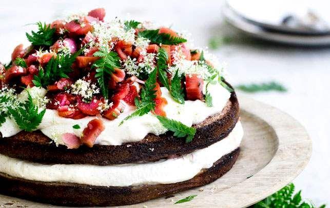 Det er muligvis forårets bedste kage! Og så er den tilmed supernem.