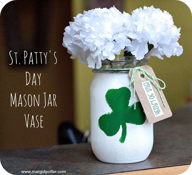 Avalon Potter for iLoveToCreate: St. Patrick's Day Craft Idea!