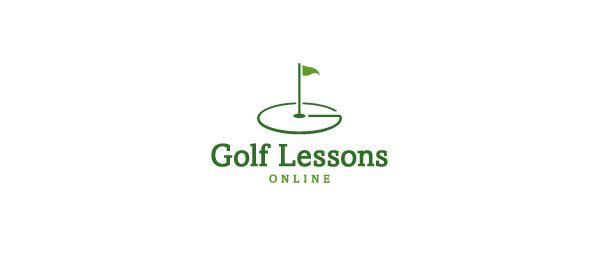 letter g logo design golf lessons online http://hative.com/40-cool-letter-g-logo-design-inspiration/