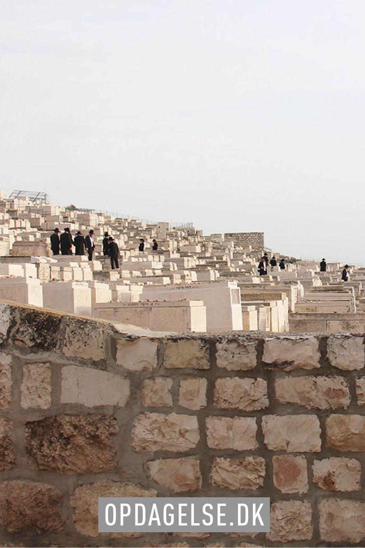 Mount of Olives Jerusalem