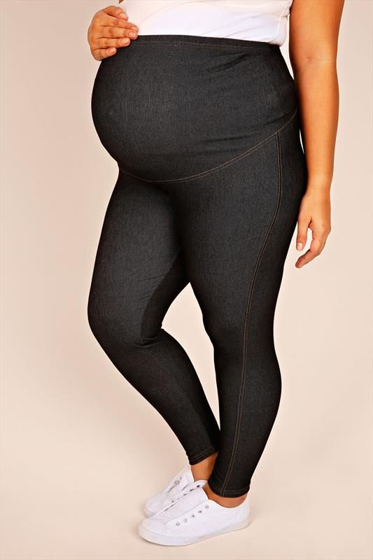 Plus Size Maternity Clothing || Fatgirlflow.com