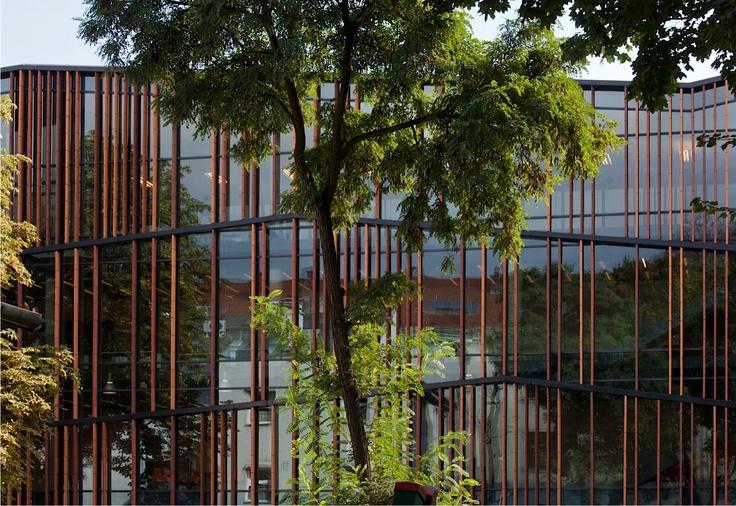 The Malopolska Garden of Arts in Krakow, Poland, by Ingarden & Ewy Architekci
