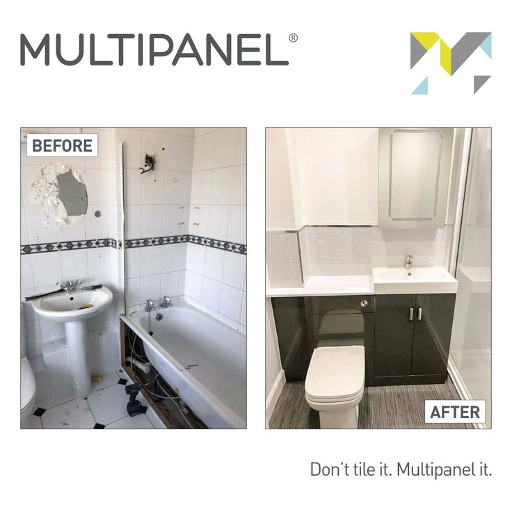 #TransformationTuesday Just take a look at these before & after pictures. Need I say anymore 😉?  www.multipanel.co.uk 🛀