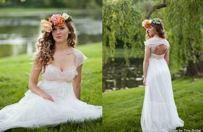 15 best Brautkleider images on Pinterest   Hochzeitskleider, Freunde ...
