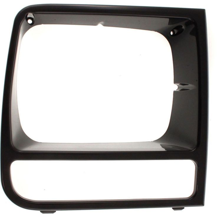 NEW CH2513156 FITS 1997-01 JEEP CHEROKEE  HEAD LIGHT DOOR RIGHT PAINTED 5EM72SW1 #BRANDNEWAFTERMARKETREPLACEMENTPART