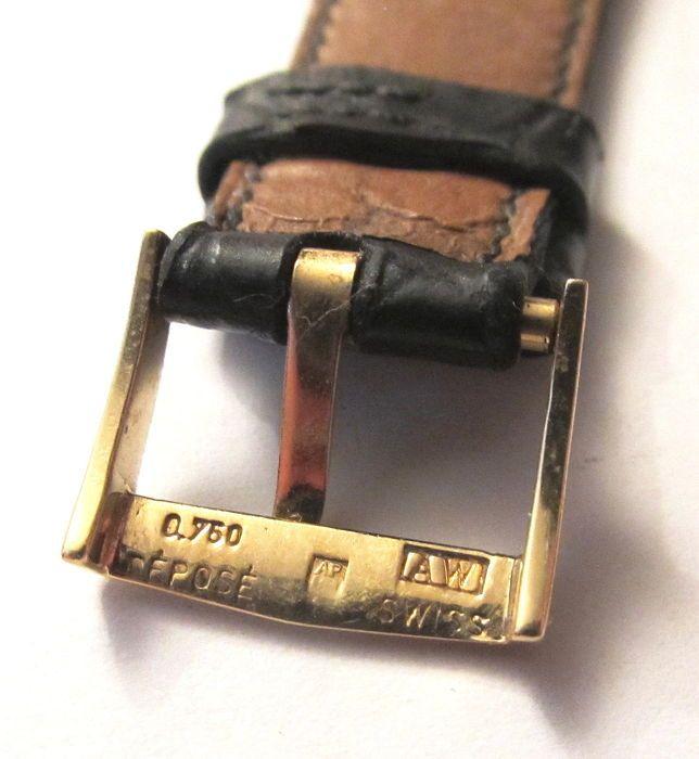 Audemars Piguet & Hermés 18k Goud - Heren Jubileum-Horloge/ Polshorloge - 70er Jaren